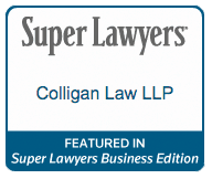 Featured in Super Lawyers Business Edition